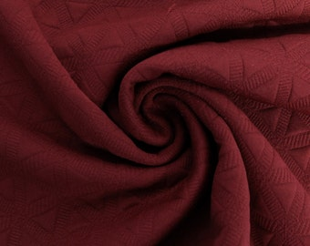Ruby Jacquard Knit Stretch Fabric - Style 470