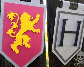 Game of Thrones Inspired Happy Name Day Banner