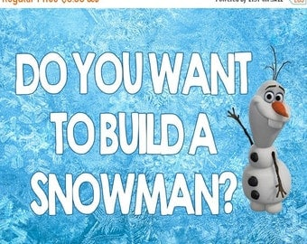 Superb image inside do you want to build a snowman printable