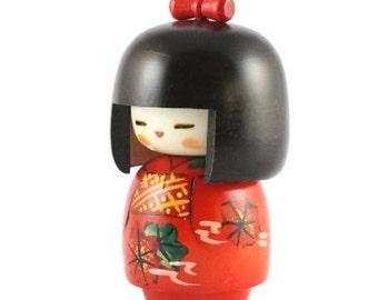 From Japan Kokeshi Doll