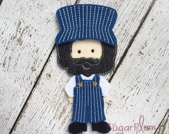Conductor Doll Outfit