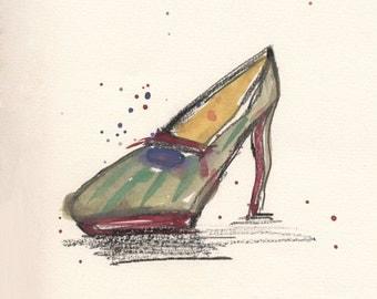 Gallant wiggle heel