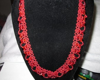Red Chandilier