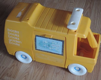 Little Golden Books Book Mobile
