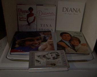 Large Collection of Priness Dianes Collectable