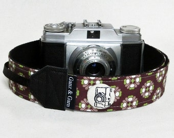 Camera strap for men too :)