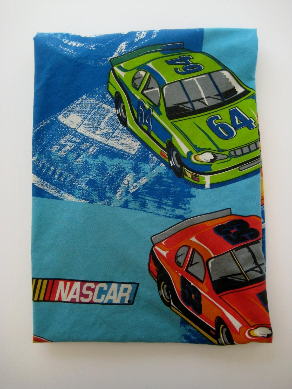 Nascar Race Car Bedding Twin Fitted Sheet Kids Bedding Boy