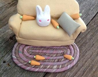 Couch Potato Rabbit