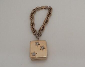 Bracelet with Reuge St Croix Music Box