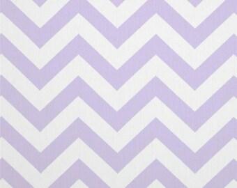 Wisteria Chevron Twill ZigZag Home Dec Fabric - One Yard - Premier Prints Fabric