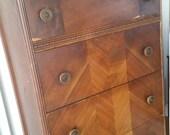 Deposit for Custom Vintage Waterfall Dresser for Garrick