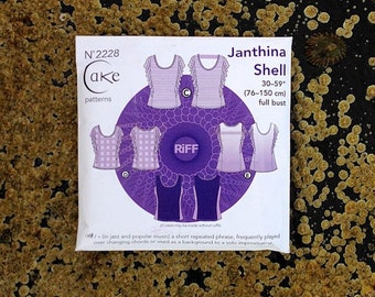 pdfJanthina Knit Top Cake Patterns RiFF Nº2228