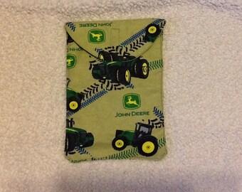 John Deere diaper pouch