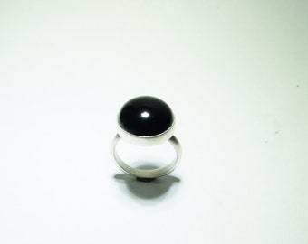 Black Onxy Ring