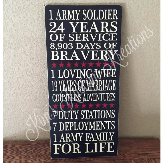 Military Retirement Sign 12x24 Gift Army Air Force