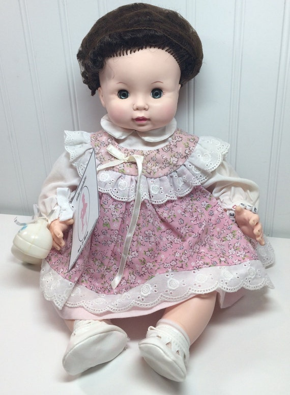 Baby Doll Vintage Doll 1960s Effanbee Sweetie Pie Crying