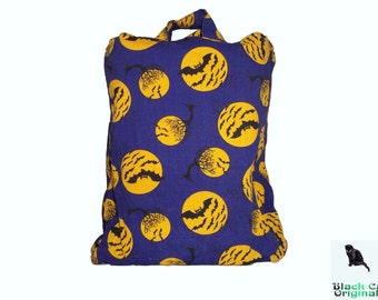 Purple Hallowen Bag