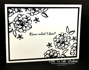 Love Greeting Card, Valentine's Day Card, Mother's Day Card, Father's Day Card, Anniversary Card