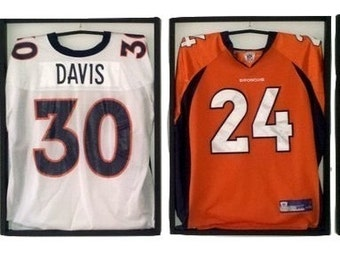 Jersey display case for football, baseball, basketball, hockey, autographed jersey -4- WHE