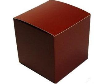 Chocolate Brown Gift Box - 10 Pack