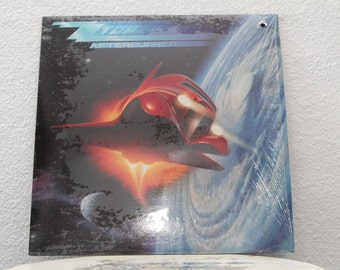"""ZZ Top - """"Afterburner"""" vinyl record (NT)"""