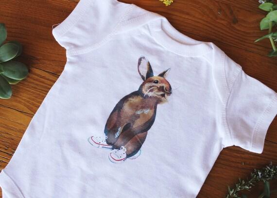 Bunny Baby Romper Onesie®