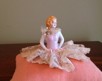 1920's Pin Cushion Doll