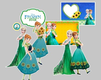 Frozen and Frozen Fever Digital Downloads