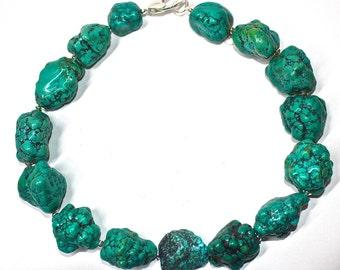 Turquoise Seafoam Necklace
