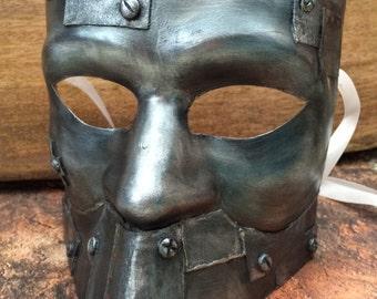 The Tin Man Mask