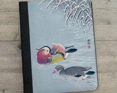 iPad - iPad Air - iPad Mini - Case - Mandarin Duck - Japanese - Painting