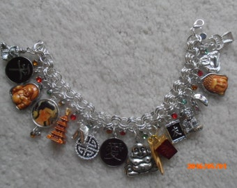 MY LUCKY ASIAN Charm Bracelet