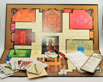 CLUE, Clue Board Game, Board Game