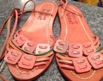 Amazing Leather Sandals