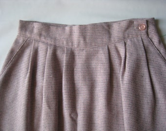 That's Me! , Wool Blend Skirt, Size 9/10