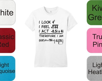 STEM Formula 30th Birthday Junior's T-Shirt DT6001 - BE-184