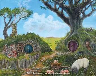 "The Shire 8""x10"" Signed Print"
