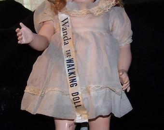 1951 Walking Wanda, Advance Doll Co