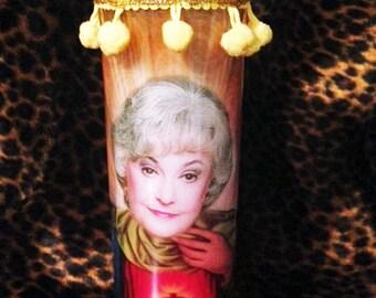 Dorothy Zbornak (Bea Arthur) Kitschy Kandle - Prayer Candle