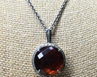 Champaign Drop necklace