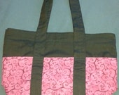 Tote Bag - Fabric of Choice