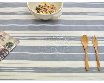 "laminated Cotton Fabrics waterproof vinyl fabric by the yard oilcloth Modern line  grey width 43""_DAN149004"