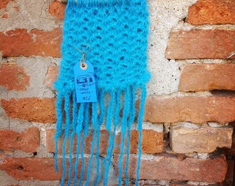 Gypsy Waves Boho Crochet Wallhanging