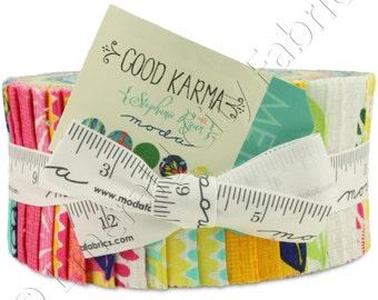 Moda Good Karma Jelly Roll 7210JR
