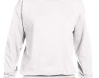 Crewneck Sweatshirt - Include on line of Embroidery for 5.00