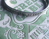 Kindred Spirit (custom made) Anne of Green Gables cuff