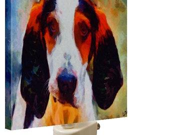 Coonhound Etsy