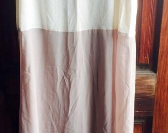 Sheer skirt (M)
