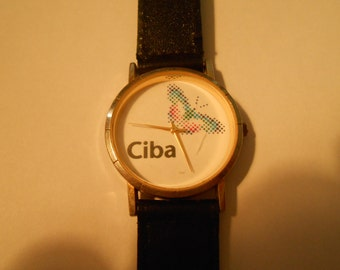 ciba butterfly watch