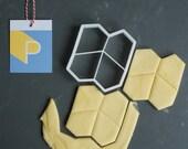 Pentagon tilings 6 cookie...